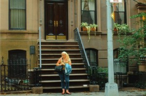 Carrie's Stoop on Sex and the City in Greenwich Village
